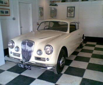 1953 Lancia Aurelia B20 GT Coupe